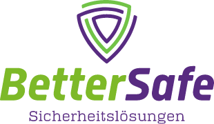 BetterSafe Logo Menue